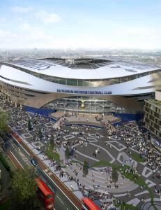 Kebabgrill-firma hindret Tottenhams stadiondr�m. N� er de enige