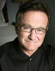 Robin Williams' hilsen fra graven: Ga bort retten til eget ansikt