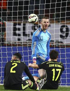 Nederlands dr�mmestart ble for mye for Spania