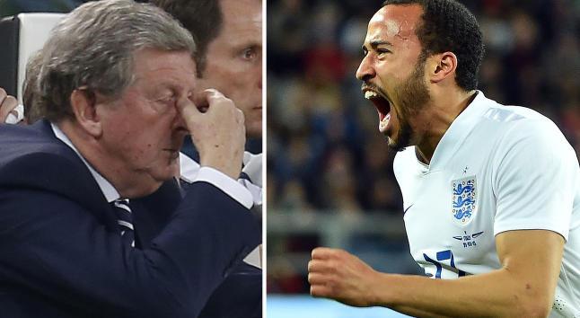 Fra fortvilelse til glede for England mot Italia