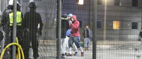 Der Norge fengsler barn
