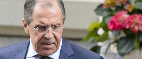 Lavrov: - Enighet med Iran om alle viktige punkter
