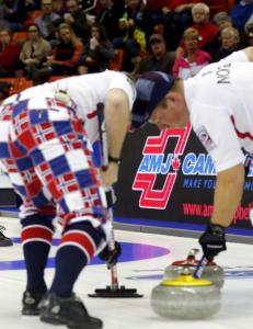 Norges curlinggutter knuste Canada