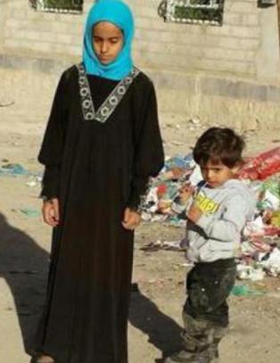 - Shaimaas hus i Jemen er bombet