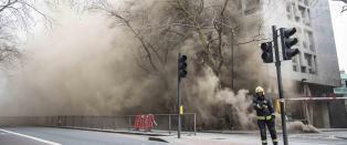Brann i London - 2000 mennesker er evakuert