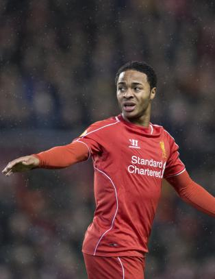 Derfor vil ikke Sterling skrive ny kontrakt med Liverpool