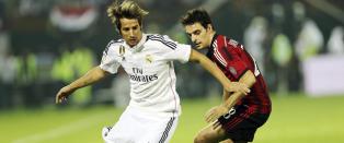 Coentr�o: -Vil v�re stor �re � spille for Manchester United