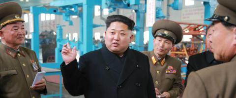 Oppretter nytt FN-kontor i S�r-Korea. -Det blir v�rt f�rste angrepsm�l, sier Nord