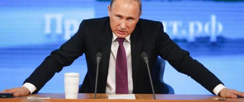 Gamle venner skulle feire Putin, men sjokkerte med sjelden kritikk