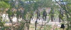 V�pnede menn stormet h�yskole i Kenya, minst 29 s�ret