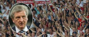 Hodgson frykter supportersang f�r betent nabooppgj�r