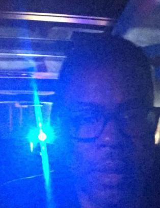 Chris Rock har dokumentert � bli stoppet av politiet tre ganger p� sju uker: - �nsk meg lykke til