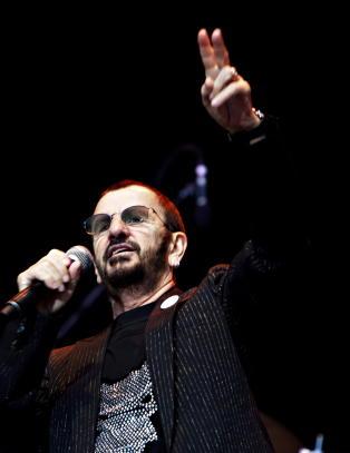 Ingen kan ta fra Ringo heltestatusen, men noen stor soloartist er han ikke