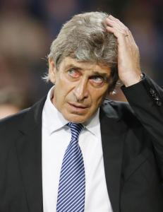 B�de United og Arsenal er forbi City. Men Pellegrini frykter ikke for jobben sin