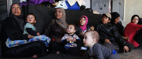 FN: Sivile i Yarmouk kjemper for livet