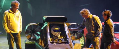 �Top Gear�-skaper Derek Smith er d�d