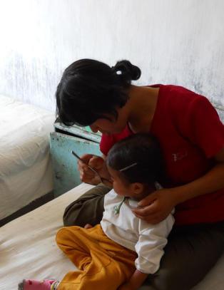 1,8 millioner barn, gravide og eldre sulter i Nord-Korea