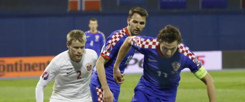 Kroatia sjokkert over tilskuerforbud etter Norge-kampen - anker straffen