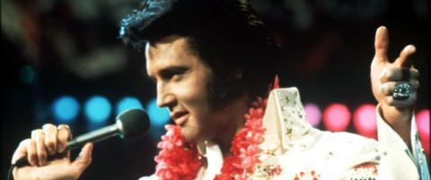 Kan man bli �frelst� av � h�re Elvis synge?