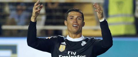 Ronaldo slipper karantene