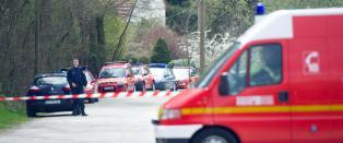 Tre barn funnet drept i Frankrike