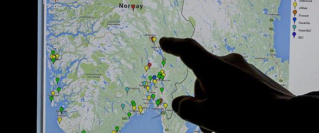 209 norske barneporno-ofre