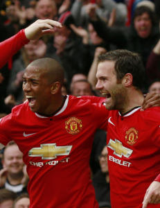 Manchester United overlegne da de slo City