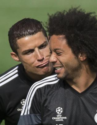 Buing forsterker Ronaldos ego