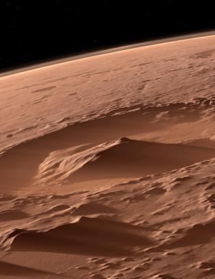 Nasa har funnet vann rett under overflaten p� Mars