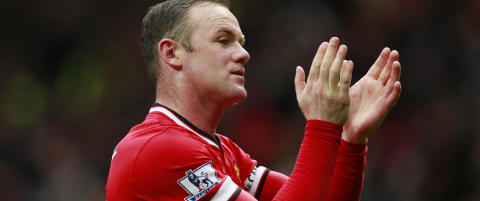 Rooney har aldri hatt f�rre ber�ringer enn mot City. Neville tror van Gaal jubler