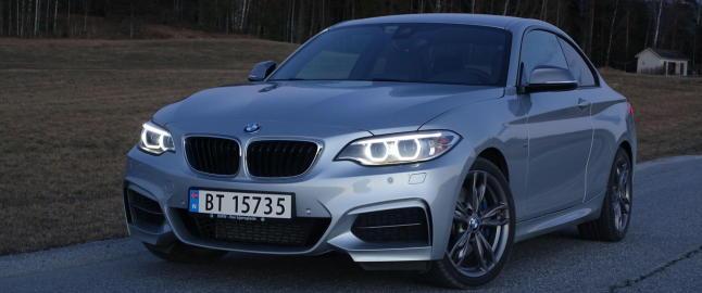 Her er BMWs morsomste bil!