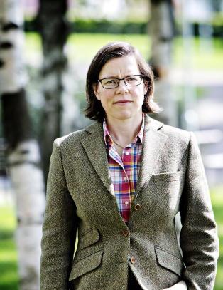Anmeldelse: Lena Anderssons Ester begj�rer en kulturmann, igjen