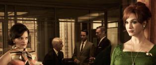 Snart er det slutt for �Mad Men�. Don Draper er like lei seg som fansen.