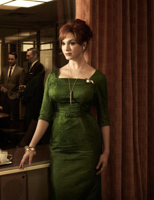 Snart er det slutt for �Mad Men�. Don Draper er like lei seg som fansen.
