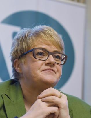 Velger-ras for Venstre