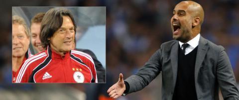 Har operert Klinsmann og Bolt - n� trekker Bayern- legen seg i protest mot klubbledelsen