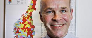 Kommunesaneringsministeren vil kasta dei middelm�dige minus