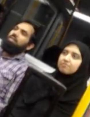 Muslimsk kvinne trakassert for � b�re hijab