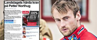 Hvor i alle dager har svenskene disse Northug-kravene fra?