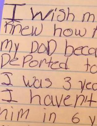Kyle ba elevene sine fullf�re setningen �Jeg skulle �nske l�reren min visste...�