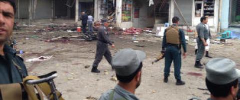 IS tar p� seg ansvaret for Afghanistan-angrep