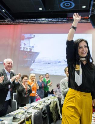 -Den norske modellen gj�r det mulig for datteren av en fremmedarbeider � bli nestleder i Ap
