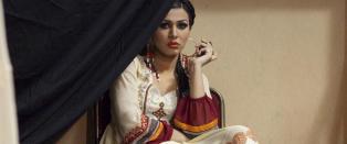 Pakistansk supermodell behandles som en dronning i fengsel