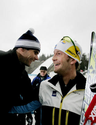 Anders S�dergren: - Thomas Alsgaard ga meg sparken