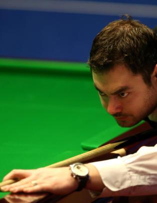 Maflin tapte mot den regjerende verdensmesteren i snooker-VM