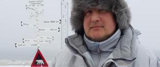 Russlands visestatsminister har forlatt Svalbard