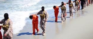 - IS-video viser drap p� kristne etiopiere i Libya