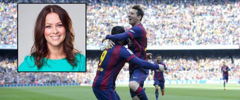 Kvinnelig fotballekspert gir seg i protest etter hets