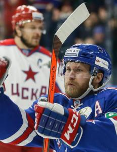 Patrick Thoresen ble KHL-mester etter storseier