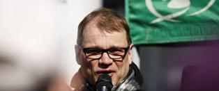 Han blir Finlands nye statsminister